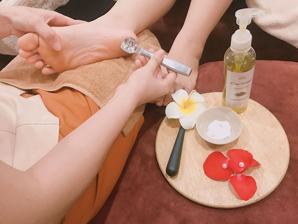 Massage Chân - Foot Massage