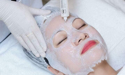 Thải độc da CO2 - Skin detox with DJ CARBON THERAPY